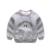 Marca criança crianças clothing camisolas engrossar quente veludo meninos hoodies do pulôver de algodão do bebê crianças roupas infantis roupas
