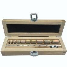 0-25 мм 0 Класс микрометр инспекции блок датчиков стальной блоки датчика Комплект блок датчика 10 шт./кор