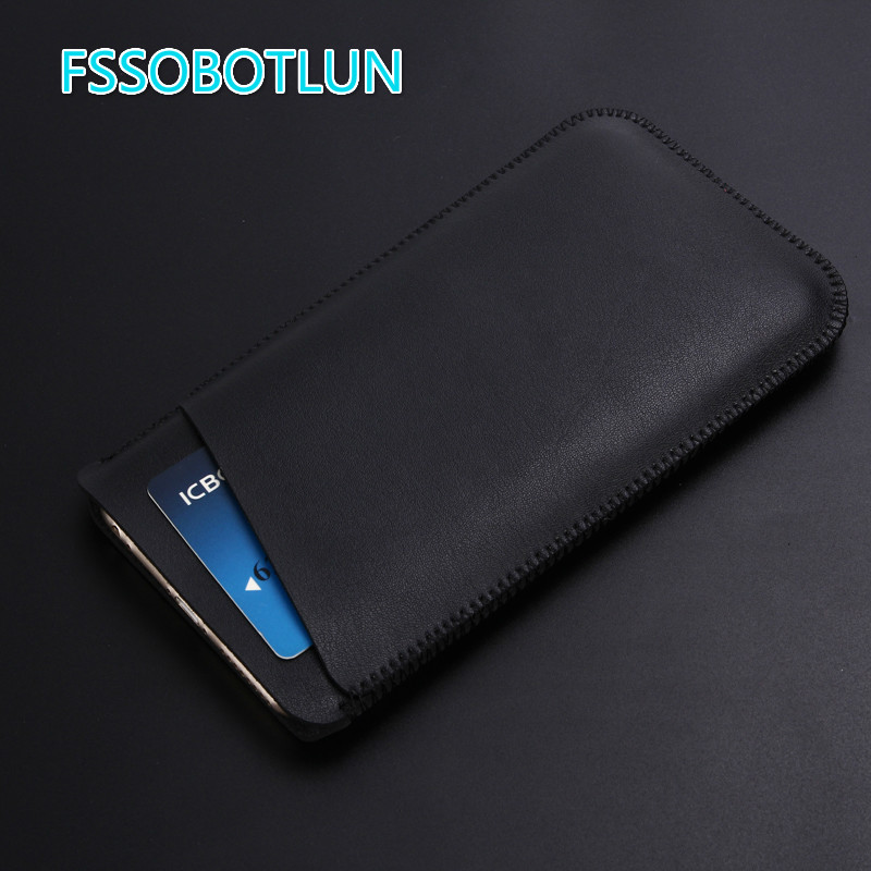 FSSOBOTLUN For Asus ZenFone 4 Selfie ZB553KL Case 2017 Luxury Ultrathin soft Microfiber Leather phone Sleeve Bag Pouch Cover