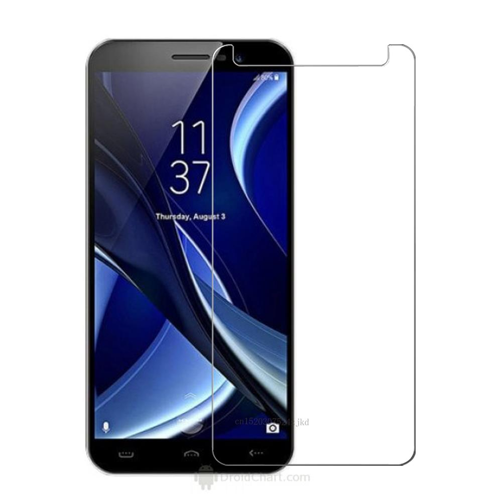 9H 2.5D Tempered Glass Smartphone For Homtom R17 S17 C1 C2 H10 S99 S12 S16 HT30 PRO Protective Film Screen Protector cover phone(China)
