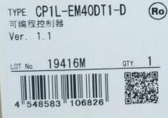 CP1L EM40DT1 D for PLC new condition with one year warranty