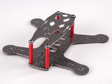 BeeRotor 130 130mm 4-Axis Full Carbon Fiber Racing Mini Quadcopter Frame