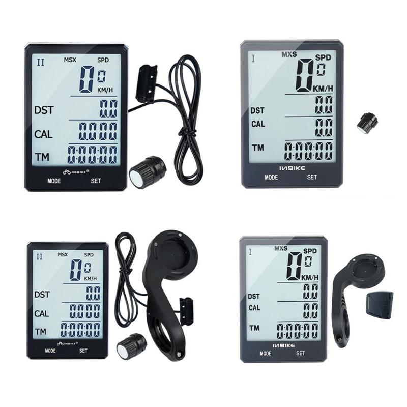 CX-9 Bicycle Computer 2.8in Backlight Waterproof Speedometer Stopwatch Bicycle Odometer Cycling Speedometer Stopwatch Backlight bicycle speedometer wireless mtb bike computer cycling bicycle computer odometer speedometer backlight good waterproof 2s10 f
