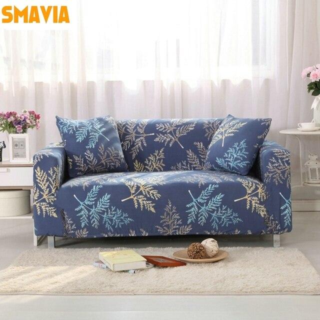 SMAVIA New Design All inclusive Sofa Cover Single Chair Love seat