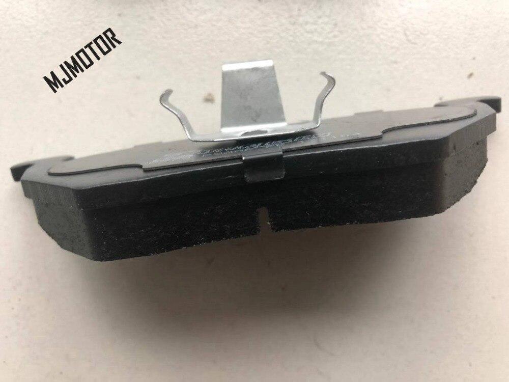 Plaquettes de frein avant set auto voiture PAD KIT-FR frein à disque pour chinois SAIC MG GT ROEWE 360 pièce Automobile 10197211 - 5