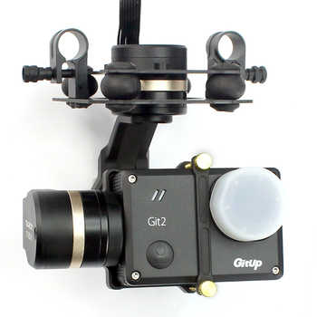 Tarot TL3T01 Update from T4-3D 3D Metal 3-axis Brushless Gimbal for GOPRO For GOPRO4/For GOpro3+/For Gopro3 FPV Photography - DISCOUNT ITEM  9% OFF All Category