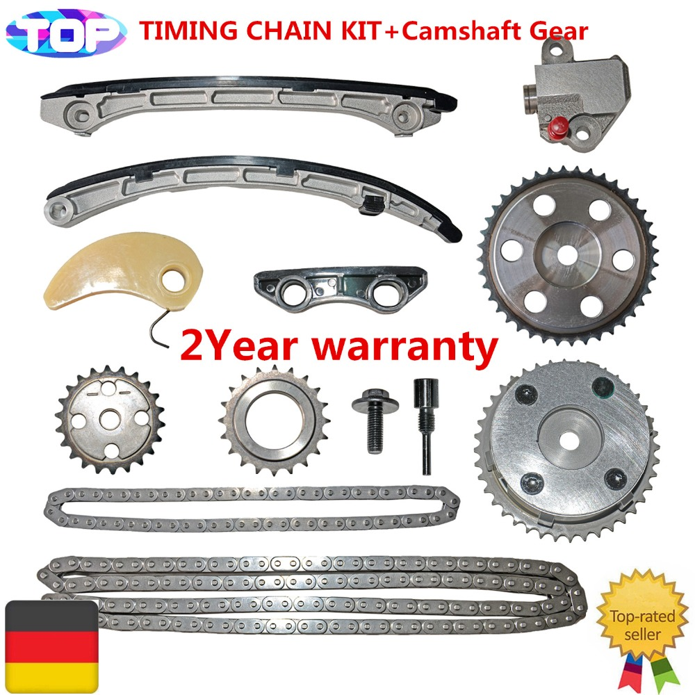 mazda cx 7 camshaft timing position timing chain kit camshaft gear for mazda 3 6 cx 7 2 3 mps