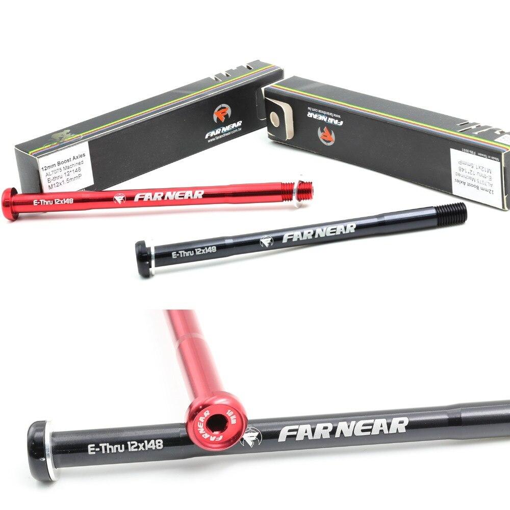 Farnear Rear QR 12 X 148mm Ethru M12*1.5 Superlight 42g