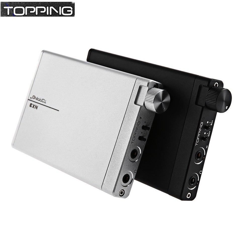 bilder für RICHT NX3 Tragbare und Mini Kanäle 2 (2,0) 16-300 ohm Impedanz HiFi USB Dac-kopfhörerverstärker