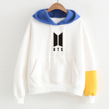 Bangtan7 White Hoodies (8 Models)