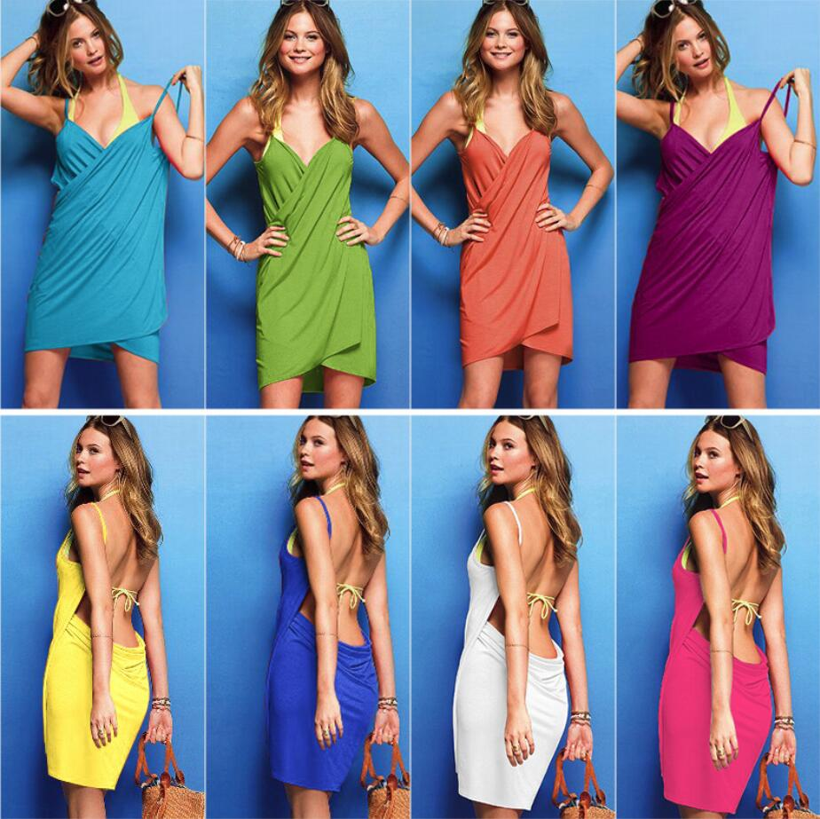 Only For Our Reality Women Camis Dresses Lady Clothes Beach Summer Sunny Day