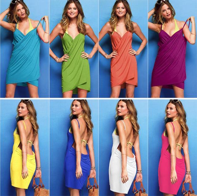 Só Para a Nossa Realidade Das Mulheres Camis Vestidos Lady Roupas de Praia Verão Dia Ensolarado