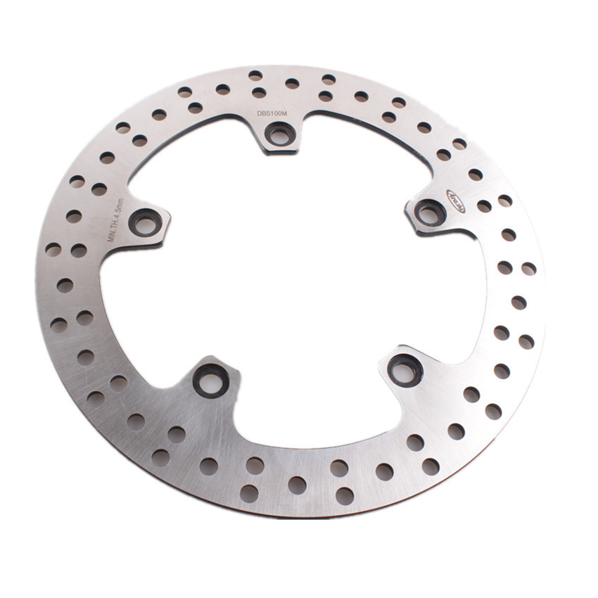 Rear Brake Disc Rotor For BMW F700GS 13-15 / F800GS 09-15 / HP2 SPORT 08-11 / R1200GS 04-12 / R1200RT 2005-2013 бриджстоун дуэлер hp sport