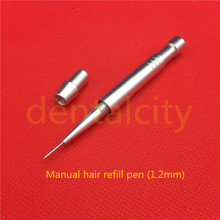 New eyebrow hair planting tool transplant pen follicle
