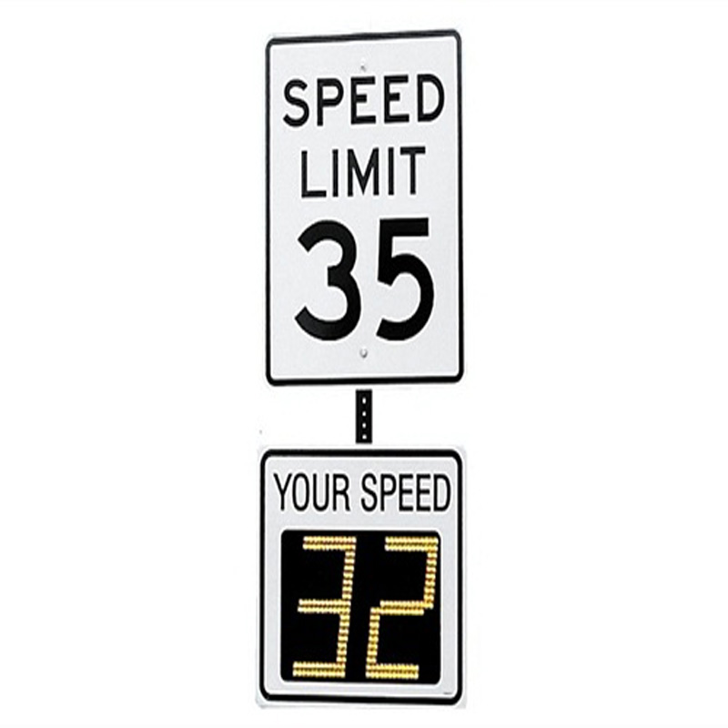 traffic signs driver feedback speed signs parking signs