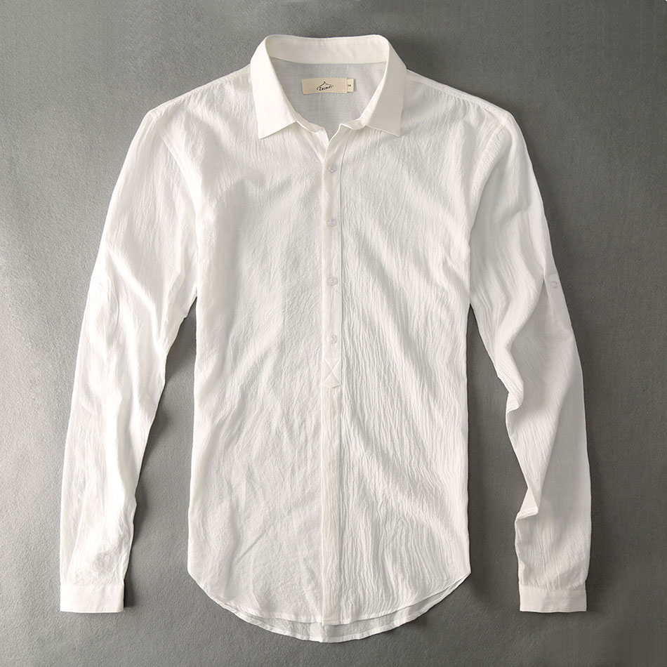 Popular Designer Linen Shirts-Buy Cheap Designer Linen Shirts lots ...