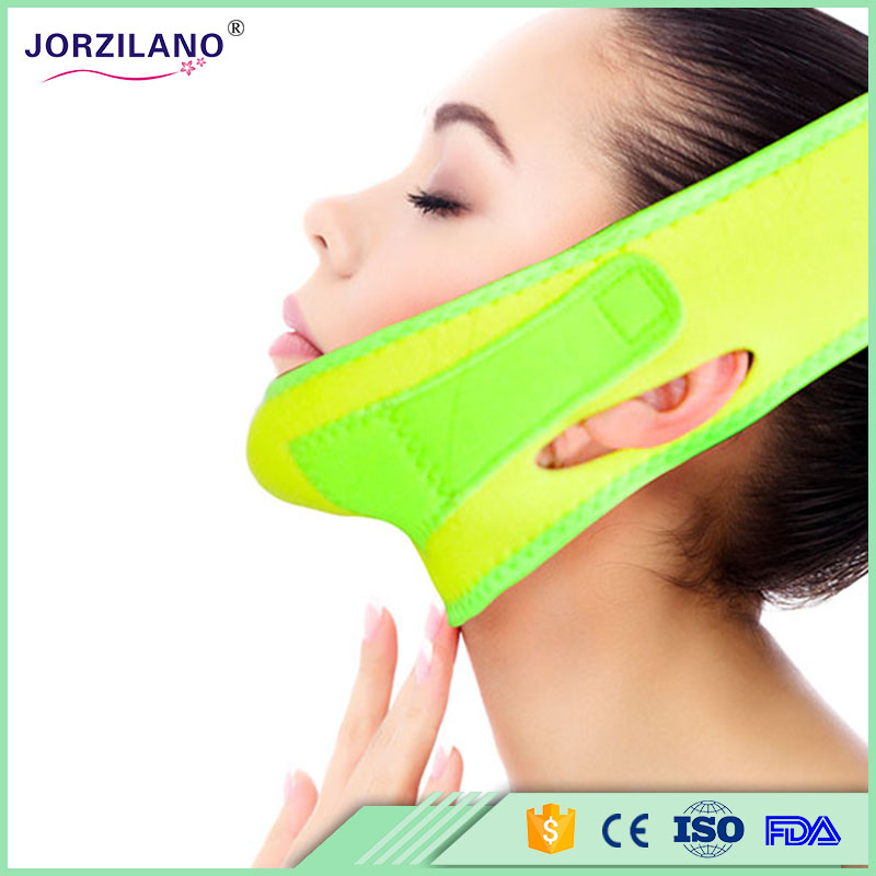 free shipping Health Care Thin Face Mask Slimming Facial Thin Masseter Double Chin Skin Care Thin Face Bandage Belt Massage health care body massage beauty thin face mask the treatment of masseter double chin mask slimming bandage cosmetic mask korea