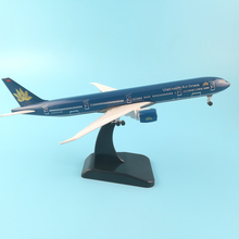JASON TUTU Plane Model Airplane Model Vietnam Boeing 777 Aircraft Model 1:200 Diecast Metal 20cm Airplanes Plane Toy Gift free shipping 31cm boeing 787 livery metal base resin model plane aircraft model toy airplane birthday gift