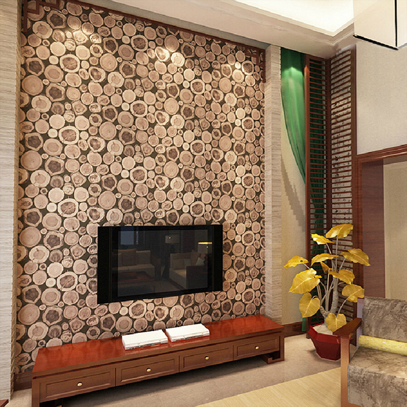 Wallpaper designs for living room texture living room for Living room paper