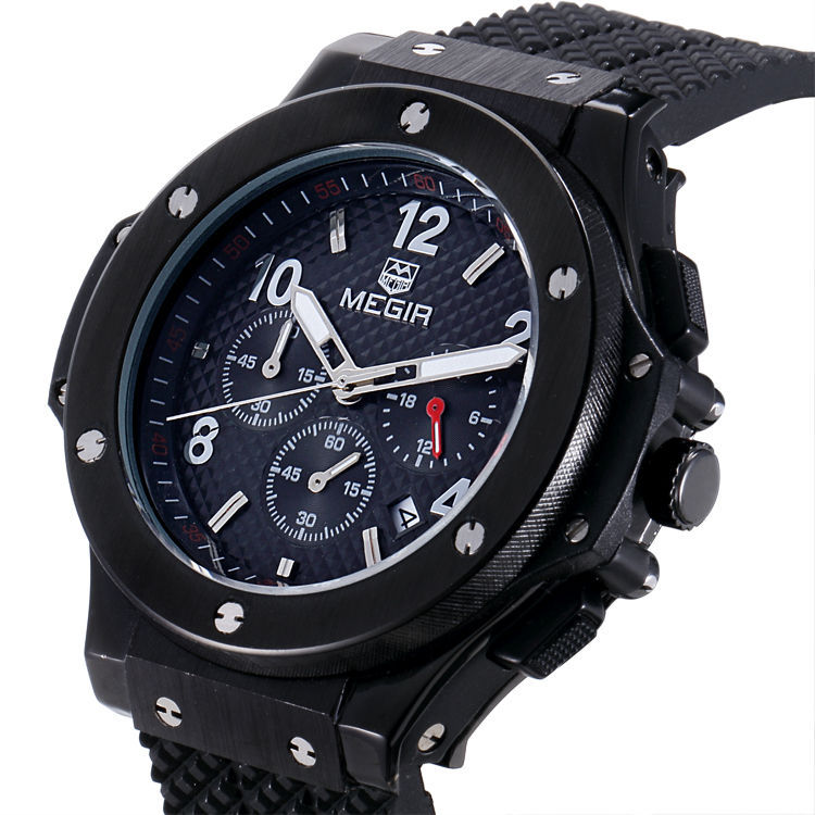 aliexpress com buy best deals 15 luxury army watches sport aliexpress com buy best deals 15 luxury army watches sport chronograph men watch gold watch silicone military men male relogio masculino waterproof from