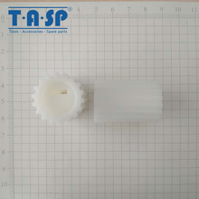 2pcs Gears Spare Parts for Meat Grinder Plastic Mincer Wheel for Gamma (LEPSE 998.2243/9982243000)(00601236 etc.)