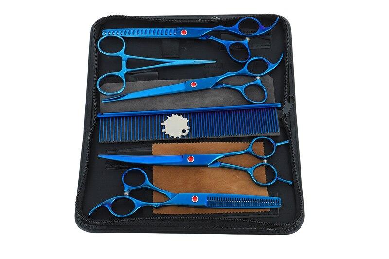 Japão 440c 7 polegada tesoura para cabeleireiros