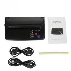 Image 5 - מצית קעקוע העברת מכונת מדפסת ציור תרמית סטנסיל מעתיק יצרנית עבור קעקוע העברת נייר אספקת permanet איפור