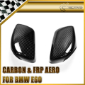 Car-styling For BMW 2004-2009 E60 Carbon Fiber Mirror Cover Coupe Replacement In Stock