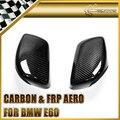 Car-styling Para BMW 2004-2009 E60 Carbon Fiber Cubierta del Espejo Coupe Reemplazo En Stock
