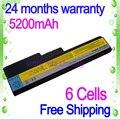 Bateria do portátil para ibm lenovo 3000 n500 b550 jigu g450 g530 ideapad b460 g430 g550 g555 g455 v460 v460a z360 g430 v460a-ifi 4152