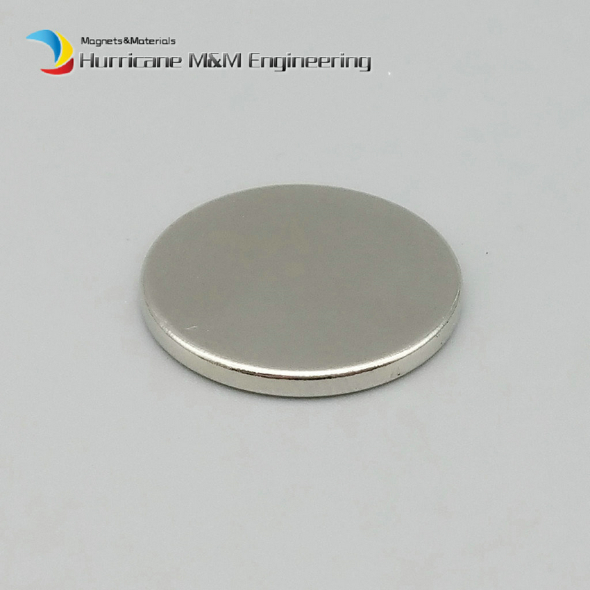 1 Pack NdFeB Magnet Disc Dia 15.87x1.59 mm N42 Dia. 5/8x1/16 Strong Neodymium Magnets Rare Earth Magnets Sensor magnets strong 1 2 1 5 1 8