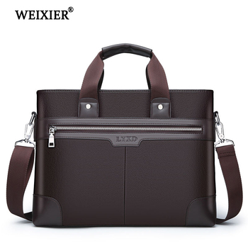 Leather Shoulder Fashion Business Bags 2