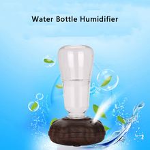 USB Water Bottle Humidifier Car Essential Oil Defuser Portable Charger Mini Aroma Diffuser Air Humidificador Cool Mist Maker