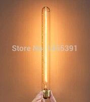 lightinbox Free Shipping Wholesale E27 Retro Edison Light Bulbs AC 220 240V T25 E27 Incandescent Vintage Edison Light Bulb