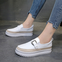 Women Vulcanize Shoes Wedges Sneakers Casual Vulcanize Shoes