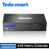 Tesla Smart The Perfect 4 Input 4 Output HDMI Matrix With 4 Pcs 1080P IR 60m