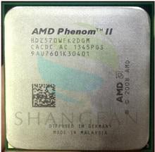 Бесплатная доставка для X2 570 3.3 ГГц Двухъядерный ПРОЦЕССОР Процессор HDZ570WFK2DGM 80 Вт Socket AM3 938pin