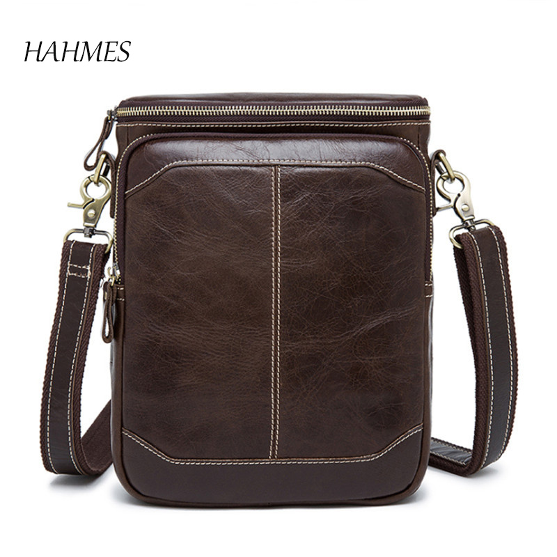 2017 Causal Genuine Leather Flap Bags Messenger Casual Men's bag clutch Male cross body bags shoulder Handbags Free shipping 2016 new women messenger bags children small cross body bag leather handbags girls shoulder clutch bag free shipping