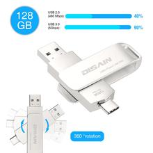 High Speed USB Flash Drive for iPhone Android Backup OTG Smart Phone Memory Stick Storage