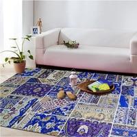 WINLIFE ковер для гостиной малыш ковер толстый ковер Спальня коврик для домашнего декора и молитвенный коврик