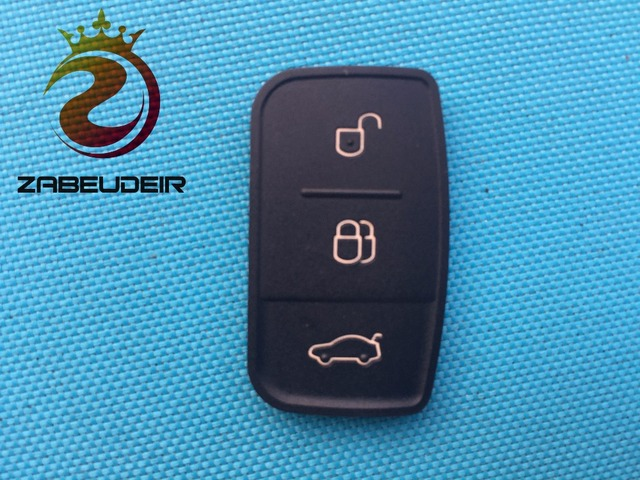 Zabeudeir 10pcslot Of New Replacement Key Rubber Pad For Ford S Max