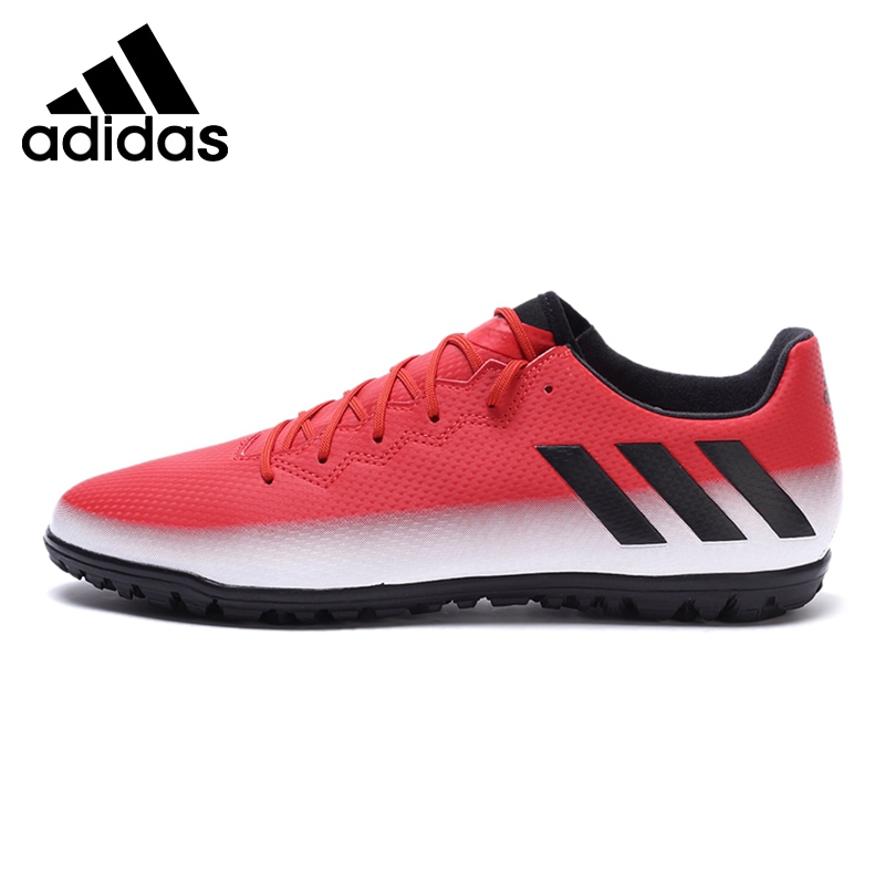 Original New Arrival 2017 Adidas 16.3 TF Men's Football/Soccer Shoes Sneakers kelme football shoes boots for adult children 30 39 train sneakers tobillera soccer cleats zapatillas deporte light soft flats49
