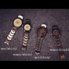 Splendid Original Brand Watch Men Wrist Watch Women Full Steel Men's Watch Women's Watches Clock saat reloj homber reloj mujer