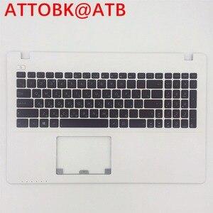 Image 4 - Русская клавиатура для ноутбука ASUS X550CC X550CL X550J X550JD X550VA X550LC X550LB X550LC X550L, клавиатура с чехлом