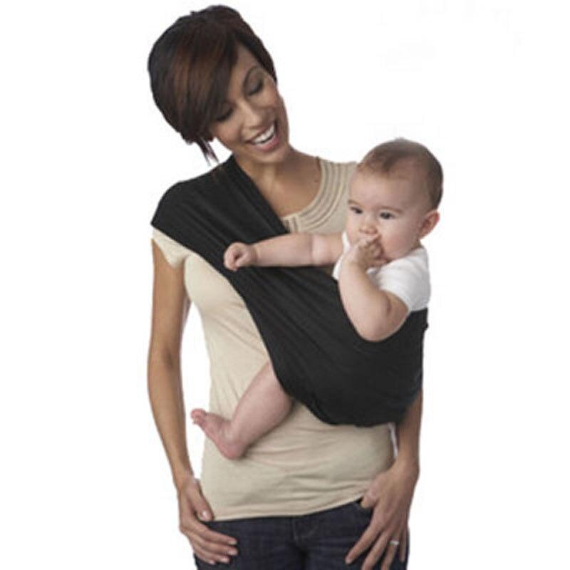 Face avant porter coton nouveau-né bébé sac à bandoulière kangourou transporteur sac porte-bébé ergonomique écharpe Wrap kangourou transporteurs
