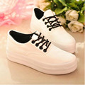 Canvas shoes for women shoes 2016 hot fashion women casual shoes platform shoes