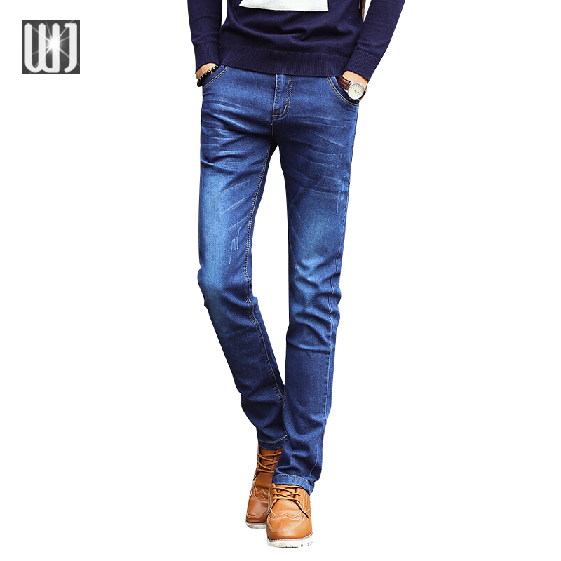2016 Men's Jeans Homme Robin Men Jean Denim Male Pants Original New Brand Biker Women Clothing