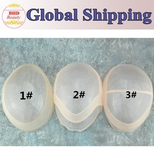 Select One Style Swiss Lace Net Mono Filament Net Foundation Base Cap For Hair Piece Toupee Wig DIY