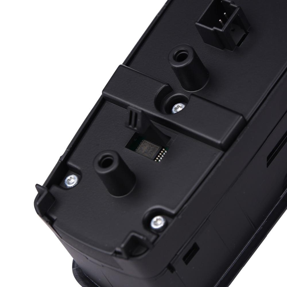 Pour Mercedes W164 GL320 GL350 GL450 ML320 ML350 ML450 Interrupteur de lève-Vitre Électrique 2518300290 A2518300290 Un 251 830 02 90 - 6