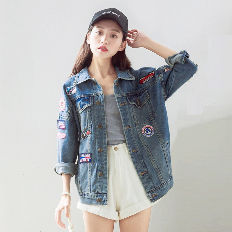 Online Get Cheap Boyfriend Denim Jacket -Aliexpress.com | Alibaba ...